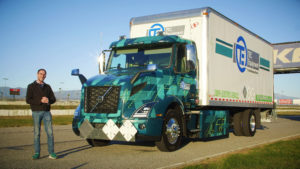 US Western State Truck Freight and Logistics 16